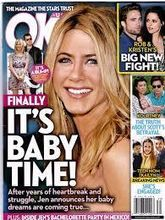 OK MAGAZINE, english, 1 year