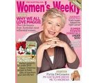 WOMANS WEEKLY LIVING, 1 year, english
