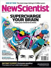 New Scientist (English, 1 Year)