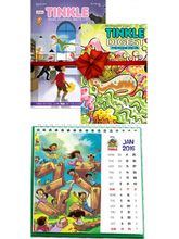 Tinkle+ Tinkle Digest (Combo)(English 1 year) (Get Free Personalized 2016 Calender)