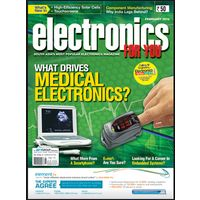 Electronics For You, 5 years, english
