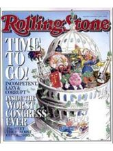Rolling Stone (English, 1 Year)