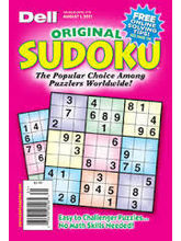 SUDOKU EASY, 1 year, english