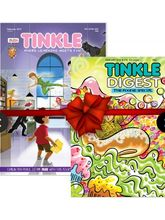 Tinkle+Tinkle Digest Combo, (1 Year, English)