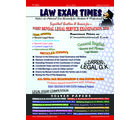 Law Exam Times : Indias 1st National Law Quarterly (English, 1 Year)