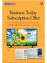 Business Today (English, 1 Year) + Get Mobile Powerbank Free hurry!!!