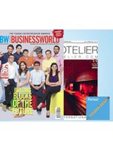 Businessworld Magazine+ BW Hotelier (English, 1 year) + Get Assured Gift Parker pen worth of Rs 499/-