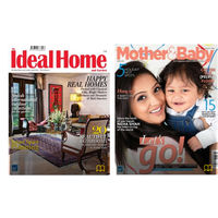 IDEAL HOME & GARDEN+ MOTHER & BABY, 1 year, english