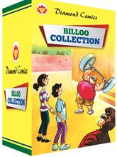 Billoo Collection Box 1, (Hindi, 1 Year)