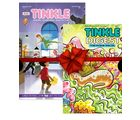 Tinkle+Tinkle Digest Combo, (2 Year, English)
