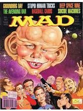 MAD MAGAZINE, 1 year, english