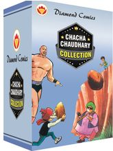 Chacha Chaudhary Box 2, 1 year, hindi
