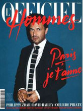 L'Officiel Hommes, english, 1 year