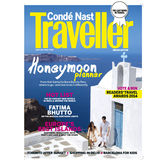Conde Nast Traveller, 1 year, english