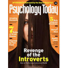 Psychology Today, 1 year, english