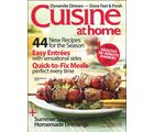 Cuisine At Home, 1 year, english