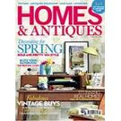 BBC HOMES & ANTIQUES, 1 year, english