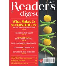Reader's Digest, 1 year, english