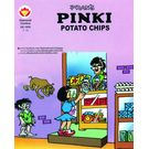 Pinki Potato Chips, english