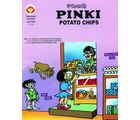 Pinki Potato Chips (English)