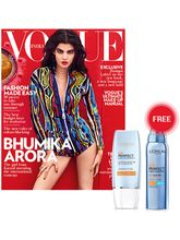 Vogue (English) 1 year (Subscribe & get UV Perfect Aqua Essence & City Face Mist from L'Oréal Paris worth INR 1,299)