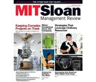 MIT Sloan Management Review (English, 1 Year)