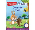 Highlights Genies (English), 3 year, english