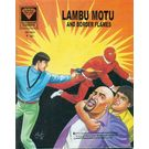 Lambu Motu And Border Flames, english