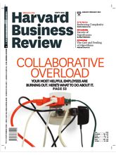Harvard Business Review - South Asia (English, 2 Year Print)