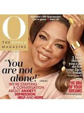 THE OPRAH MAG US, 1 year, english