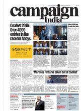 Campaign India (English, 1 Year)
