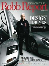 Robb Report (English, 1 Year)