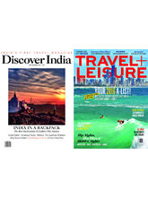 Discover India+ Travel & Leisure (South Asia Edition), English, 1 year