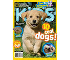 National Geographic Kids, 1 year, english