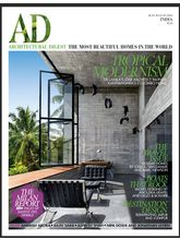 Architectural Digest, English 1 Year