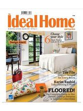 Ideal Home and Garden (English, 1 Year)
