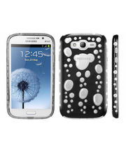 Kingcom KB-160B Bubble Fun Series Back Case For Samsung Galaxy Grand Duos I9082