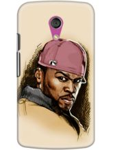 DailyObjects 50 Cent Case For Motorola Moto G2