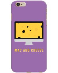 DailyObjects Cheesy Treat Case For iPhone 6 Plus