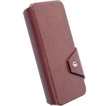 Kalmar Flip wallet case for iphone 6,  brown