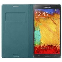 Samsung Flip Cover for Galaxy Note 3 SM-N9000,  mint
