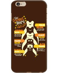 DailyObjects Coolestbear Case For iPhone 6 Plus