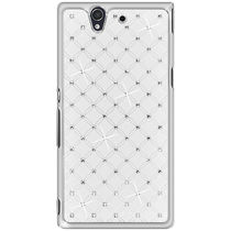 Amzer Diamond Lattice Snap On Shell Case for Sony Xperia Z L36i