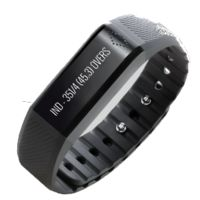 PowerPlay Fitness and Notification Band,  black