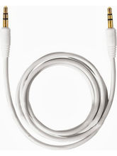 Callone Aux To Aux Cable - White