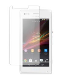 Screenlife Matte Finish Screen Protector for Sony Xperia M (M-SLMF- SOXPERIA-M),  transparent