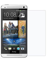 Amzer Super Clear Screen Protector with Cleaning Cloth - HTC One (Transparent)