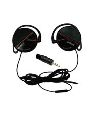 Quantum QHM5507H Stereo Handsfree 3.5mm, black red
