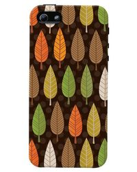 DailyObjects Dark Trees Case for iPhone 5/5S