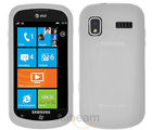 Amzer Silicone Skin Jelly Case - Samsung Focus I917